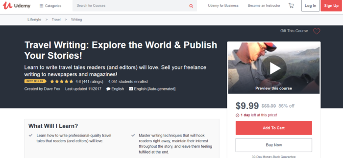 7 Online Travel Writing Courses to Take Before Starting Your