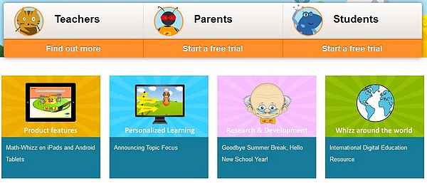Khan Academy vs IXL Learning vs Whizz Education: Online Learning ...